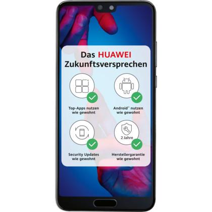Huawei P20 Dual-SIM black