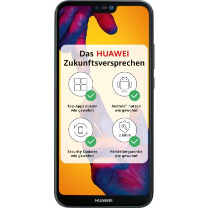 Huawei P20 lite Dual-SIM midnight black