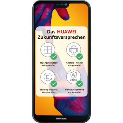 Huawei P20 lite midnight black