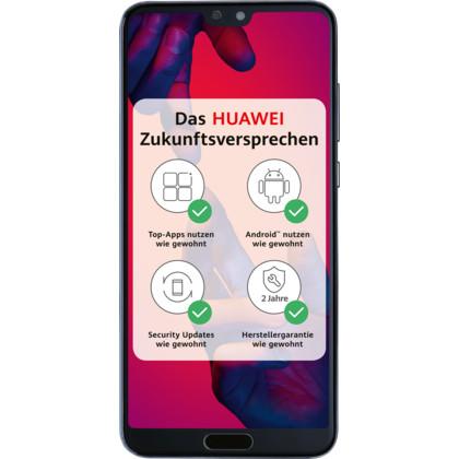 Huawei P20 Pro Dual-SIM midnight blue