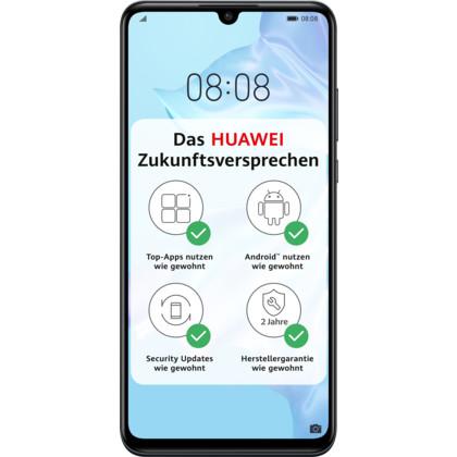 Huawei P30 lite Dual-SIM midnight black
