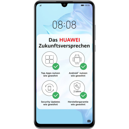 Huawei P30 lite pearl white