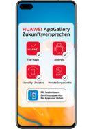 Huawei P40 mit Vertrag