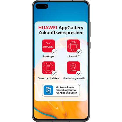 Huawei P40 midnight black