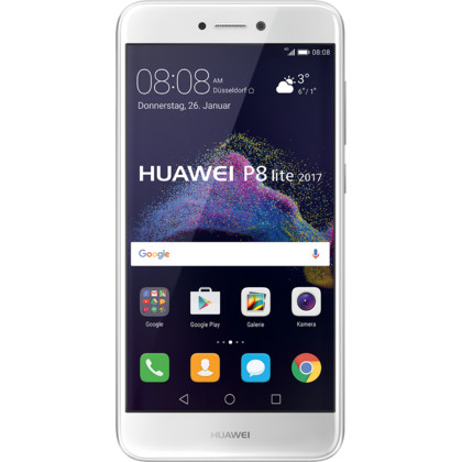 huawei p8 lite 2017 dual sim mit vertrag telekom vodafone o2 congstar otelo blau. Black Bedroom Furniture Sets. Home Design Ideas