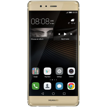 huawei p9 dual sim 32 gb gold mit vertrag telekom. Black Bedroom Furniture Sets. Home Design Ideas