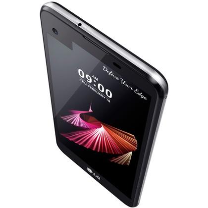 LG X Screen schwarz