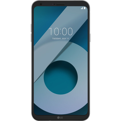 LG Q6 Dual-SIM platinum