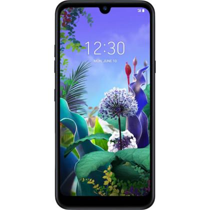 LG Q60 new aurora black