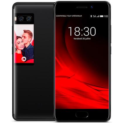 Meizu PRO 7 Dual-SIM schwarz