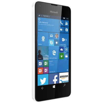 Microsoft Lumia 550 mit Vertrag Telekom, Vodafone, o2 ...
