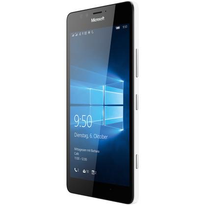 microsoft lumia 950 dual sim mit vertrag telekom vodafone o2 congstar otelo blau. Black Bedroom Furniture Sets. Home Design Ideas