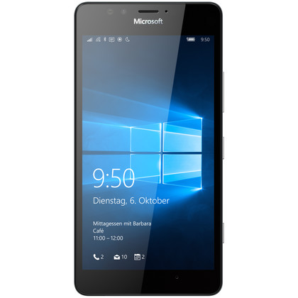 Microsoft Lumia 950 schwarz
