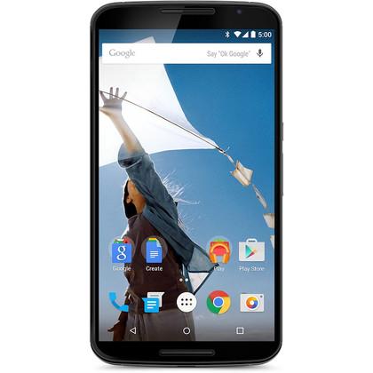 Motorola Nexus 6 weiss