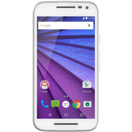 Motorola Moto G (3. Generation) weiss