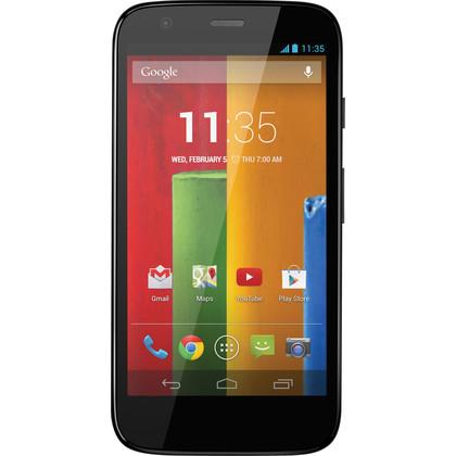Motorola Moto G schwarz