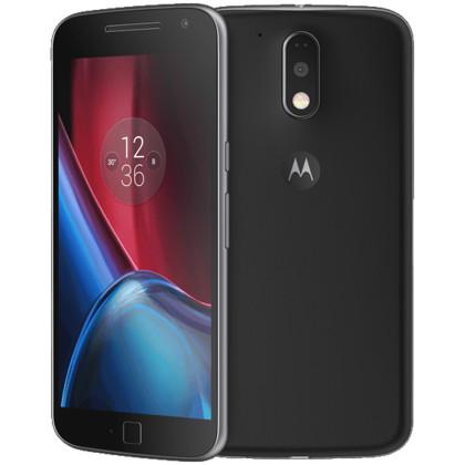 Motorola Moto G4 Schwarz