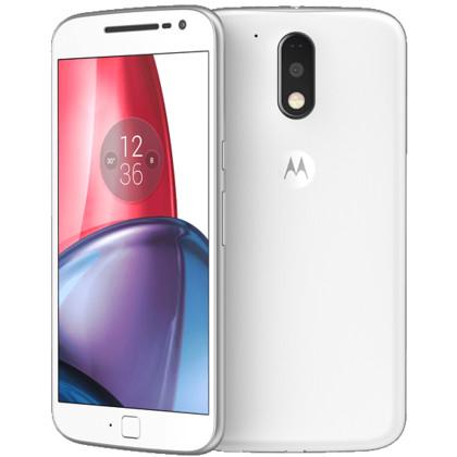 Motorola Moto G4 Plus weiss