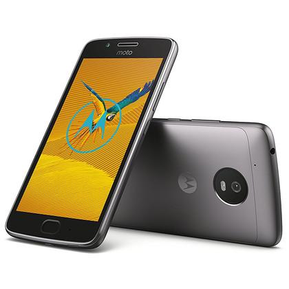 Motorola Moto G5 lunar gray