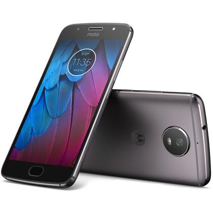 Motorola Moto G5s lunar gray