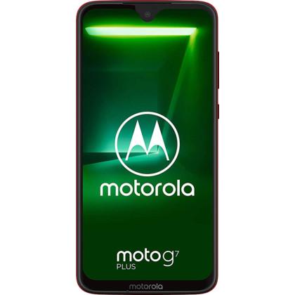 Motorola Moto G7 Plus rot