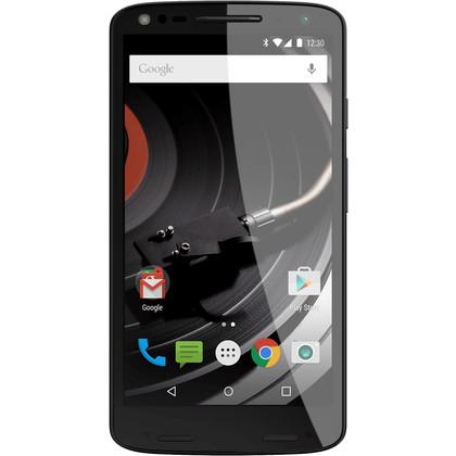 Motorola Moto X Force black nylon