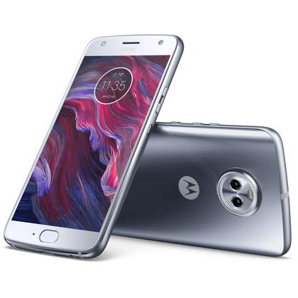Motorola Moto X4 sterling blue - nimbus