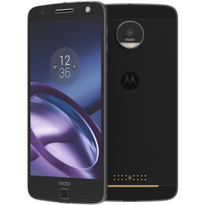 Motorola Moto Z by Lenovo black lunar grey