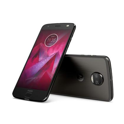 Motorola Moto Z2 Force super black