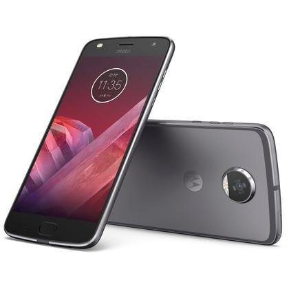 Motorola Moto Z2 Play grau
