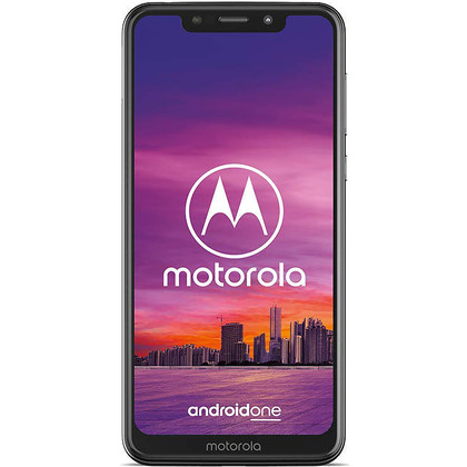 Motorola One weiss