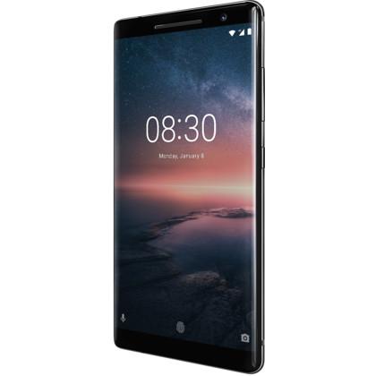 Nokia 8 Sirocco schwarz