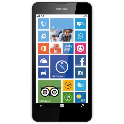 Nokia Lumia 630 weiss