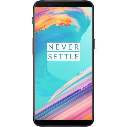 OnePlus 5T midnight black mit 6 GB RAM