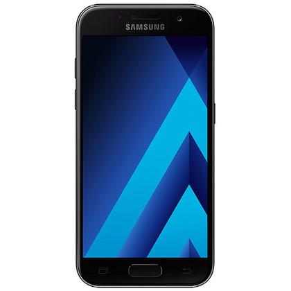 Samsung Galaxy A3 (2017) black sky