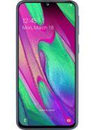 Samsung Galaxy A40 mit Vertrag