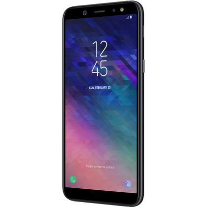 Samsung Galaxy A6 schwarz