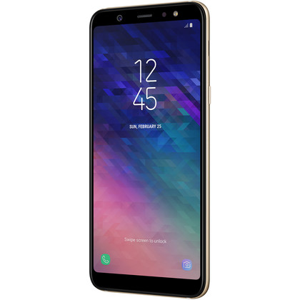 Samsung Galaxy A6 Plus Duos gold