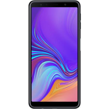 Samsung Galaxy A7 Duos (2018) schwarz