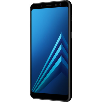Samsung Galaxy A8 Duos (2018) black