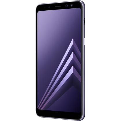 Samsung Galaxy A8 (2018) orchid grey