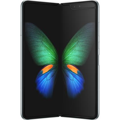 Samsung Galaxy Fold 5G space silver