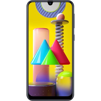 Samsung Galaxy M31 schwarz