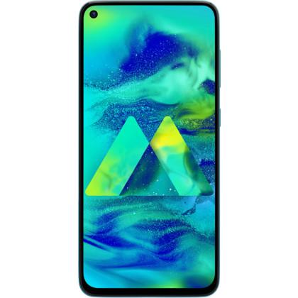 Samsung Galaxy M40 seawater blue