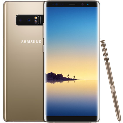 Samsung Galaxy Note 8 Duos maple gold