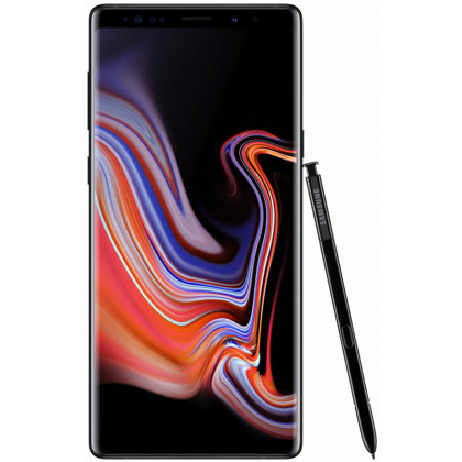 Samsung Galaxy Note 9 Duos midnight black