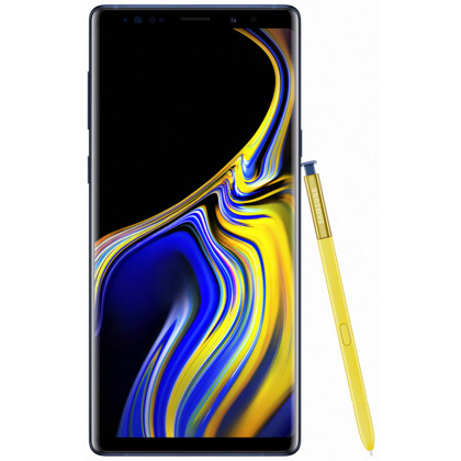 Samsung Galaxy Note 9 Duos ocean blue