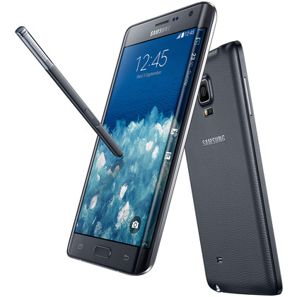samsung galaxy note edge 32 gb schwarz mit vertrag telekom. Black Bedroom Furniture Sets. Home Design Ideas