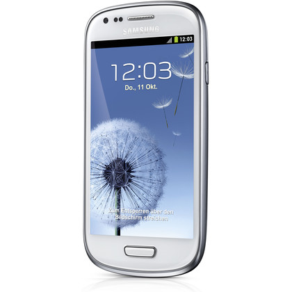 samsung galaxy s3 mini 8 gb marble white mit vertrag. Black Bedroom Furniture Sets. Home Design Ideas