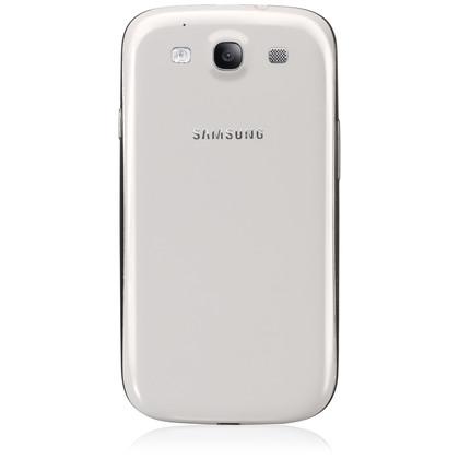 samsung galaxy s3 16 gb ceramic white mit vertrag telekom. Black Bedroom Furniture Sets. Home Design Ideas